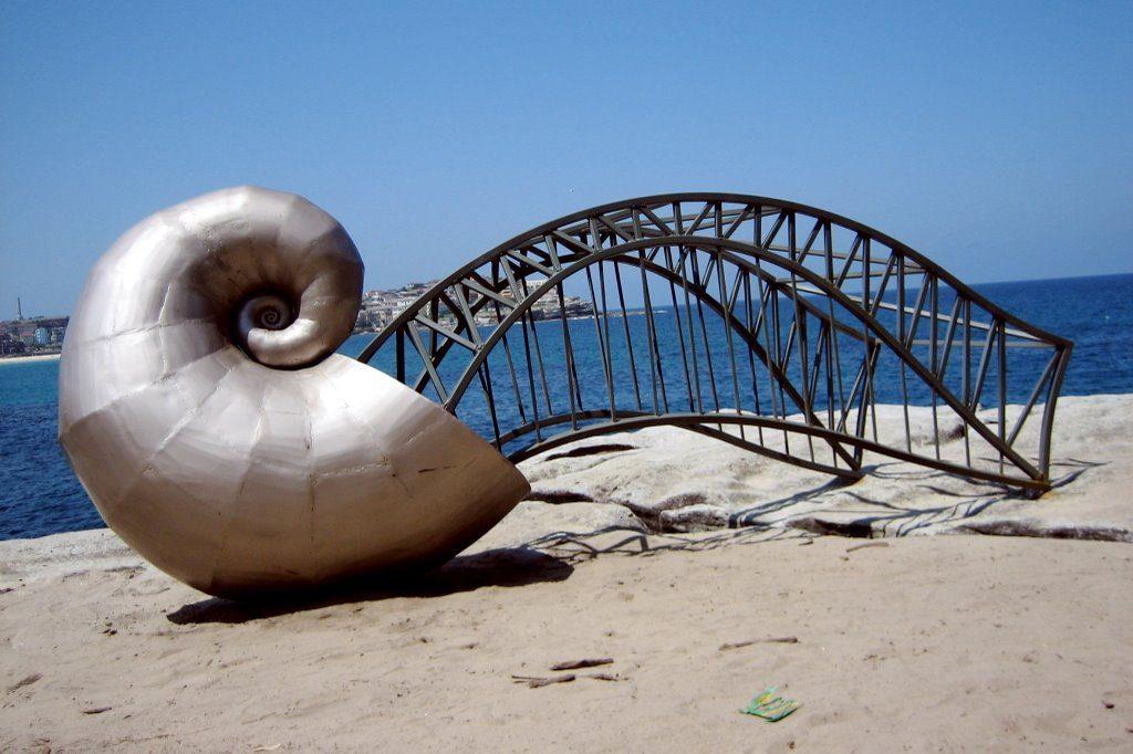 sculpturebythesea