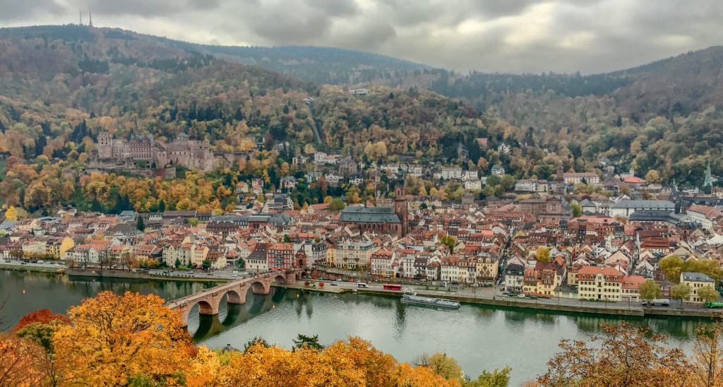 How to visit Heidelberg in a day