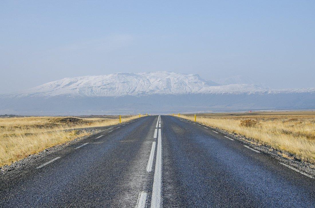 Road trip through Iceland