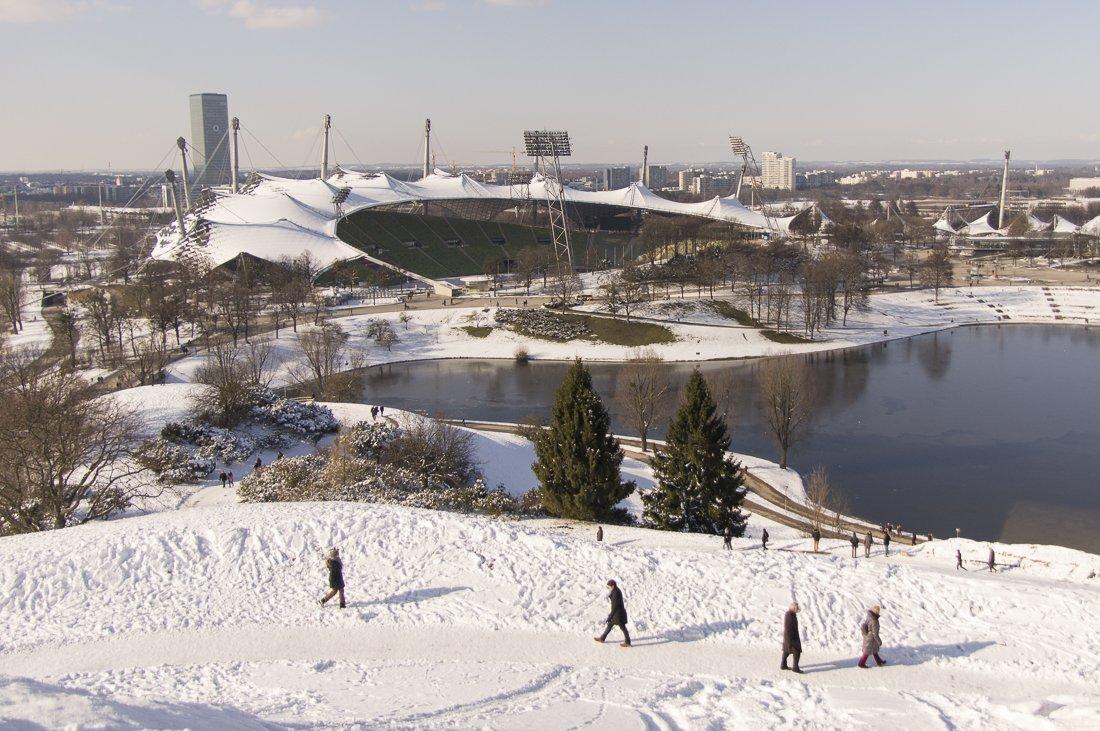 Olympia Park Munich
