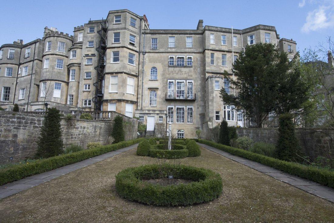 A manor in Bath
