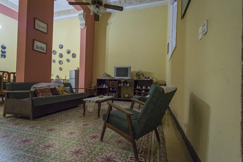 La Habana Blues 1940-casas particulares