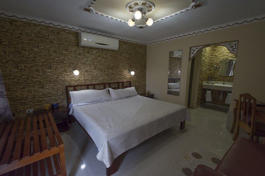 Bedroom-casas particulares