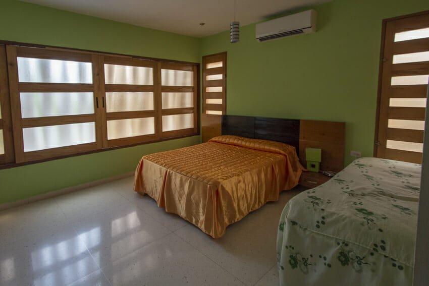 Our room at Casa Blanca- casas particulares