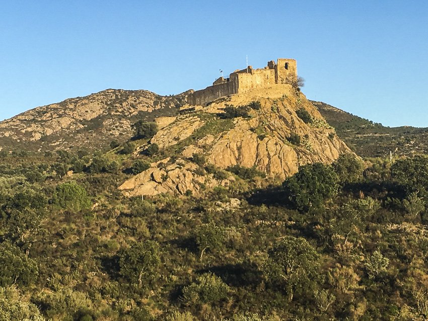 Quermançó Castle
