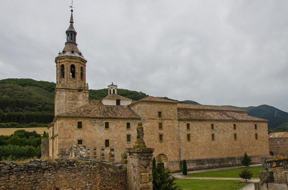 San Millan de la Cogolla, Rioja