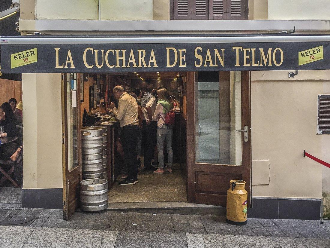 La Cuchara de San Telmo, San Sebastián