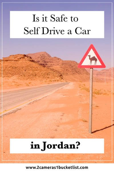 Self Drive a Car in Jordan
