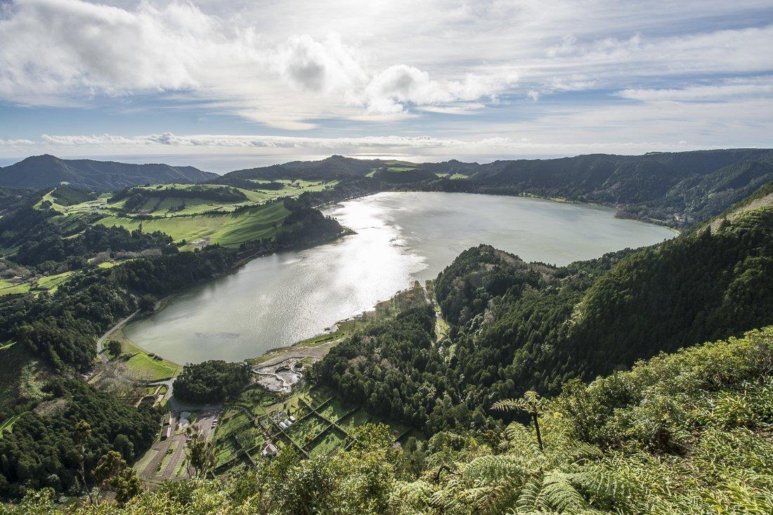 Views from Miradouro do Pico do Ferro