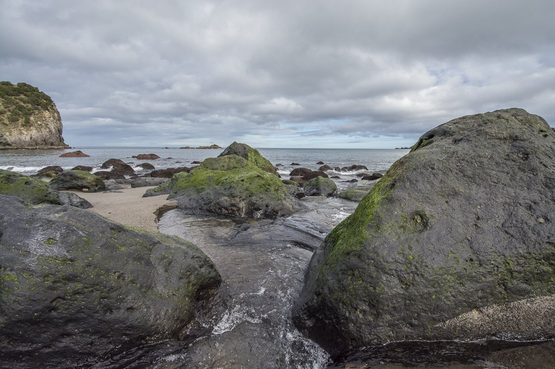 At Praia dos Mohinos