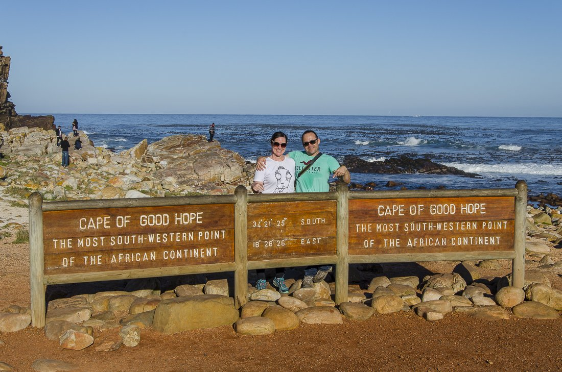 Obligatory Cape of Good Hope picture