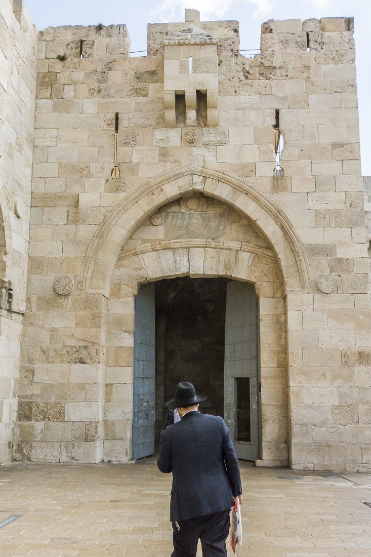 Jaffa Gate, Jerusalem's Old City